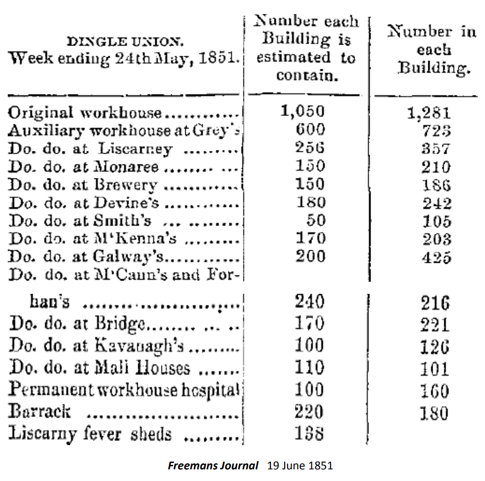 Freemans Journal 19 June 1851